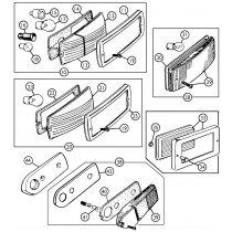 Electrical and ignition parts and accessories for your MGB