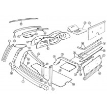 Body Panels and Structure parts and accessories for your