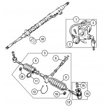 Suspension and Steering Restoration and Performance Parts