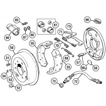 Brake System Restoration and Performance Parts for your MG