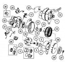 Electrical and ignition parts and accessories for your MG