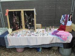 crafts at The Village-in-the-City Fete
