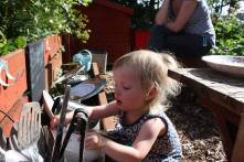 cooking skills in the mud kitchen