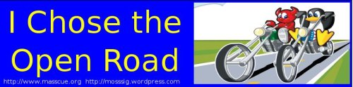 Bumper Sticker for Open Source Software