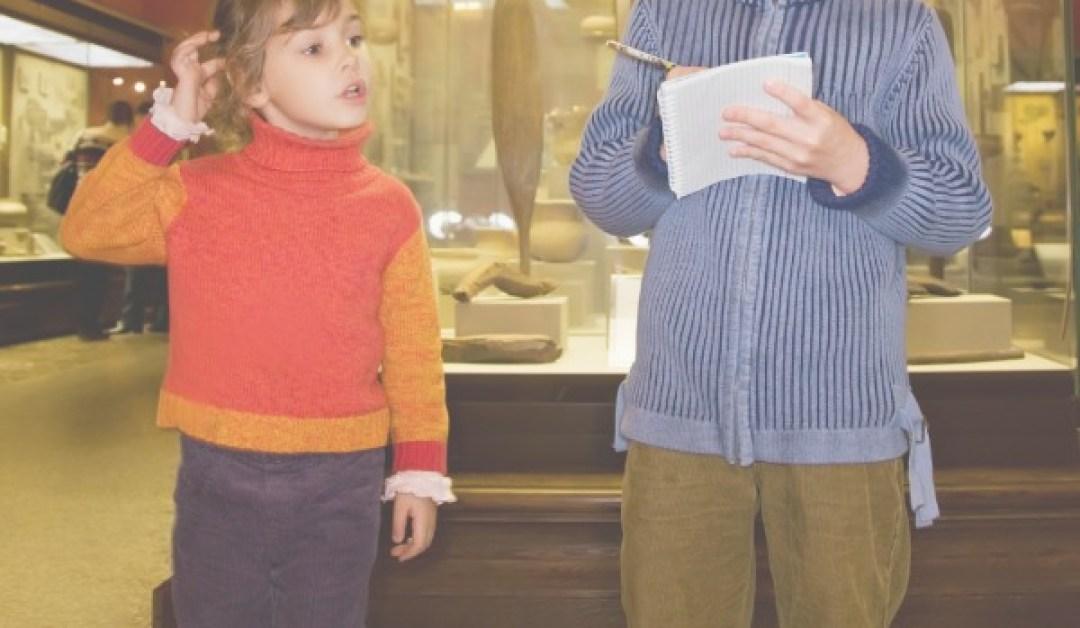 Art Museum Activities for Kids