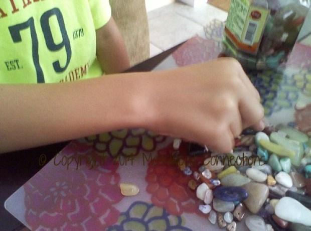 Gemstone sorting