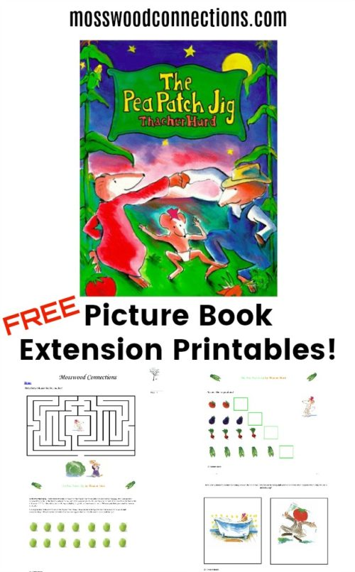 The Pea Patch Jig Printables