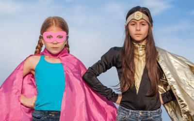 Encouraging Children to Have Healthy Self-Esteem;  Activities for Kids that Build Confidence