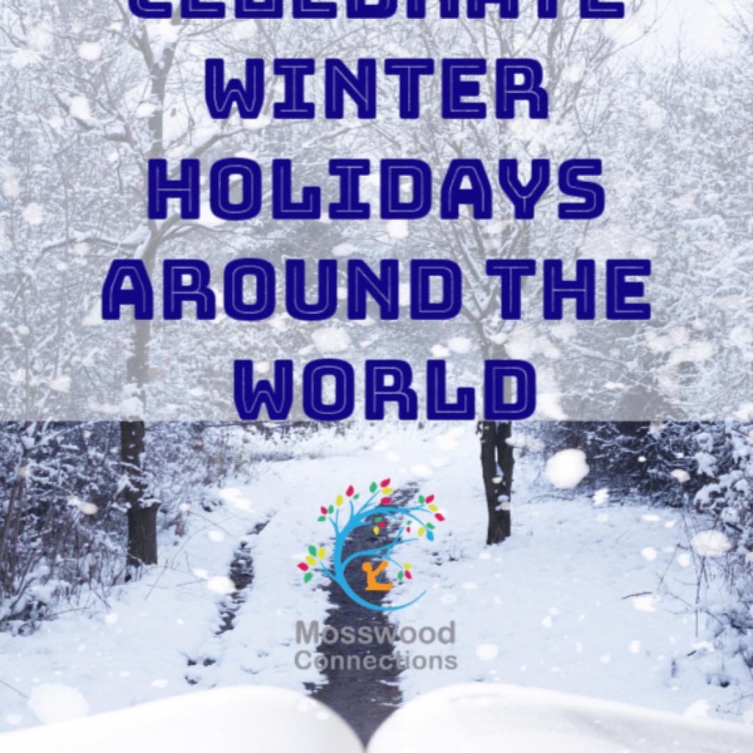 Books that Celebrate Winter Holidays Around the World