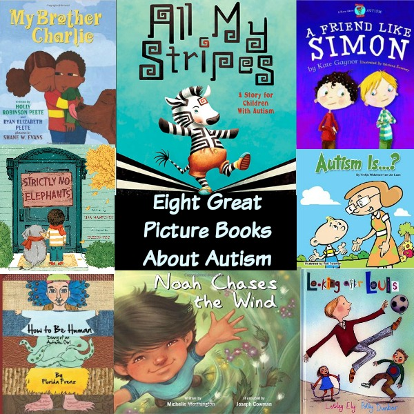 Eight Great Picture Books About Autism