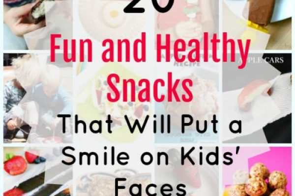 Healthy After School Snack Ideas