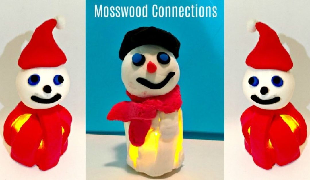 Lighting Up the Holidays With Kid-Made Ornaments