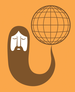 World Beard Day Logo