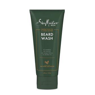 SheaMoisture Beard Wash World Beard Day