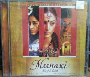 Meenaxi Audio CD Hindi by A.R. Rahman mossymart.com
