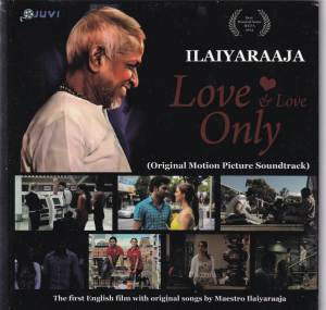 Love and Love only OST English Audio CD by Ilaiyaraaja - www.mossymart.com