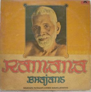 Ramana Bhajans Tamil LP Vinyl Record www.mossymart.com 2.