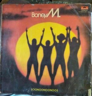 Boney M LP VInyl Record www.mossymart.com
