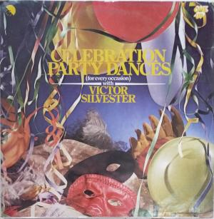 Celebration Party dances with Victor Silvester LP Vinyl Record www.mossymart.com