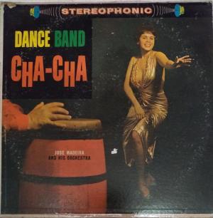 Dance Band Cha Cha LP Vinyl Record www.mossymart.com