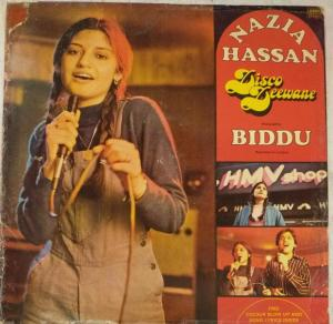 Disco Deewane Hindi LP Vinyl Record www.mossymart.com