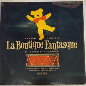 La Boutique Fantasque LP vinyl Record www.mossymart.com