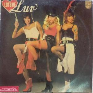 Lots of Love LP Vinyl Record www.mossymart.com