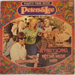 Party time with Peters & Lee LP Vinyl Record www.mossymart.com
