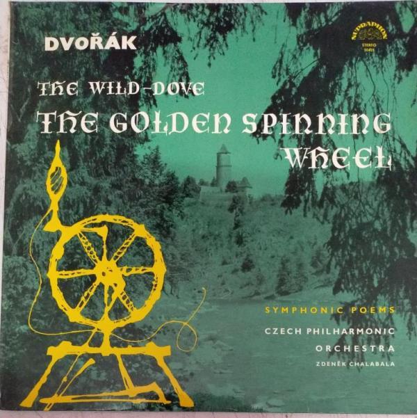 The Golden Spinning week LP Vinyl Record www.mossymart.com