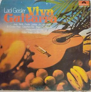 Viva Guitarra LP Vinyl Record www.mossymart.com
