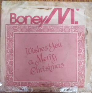 Boney M English EP Vinyl Record www.mossymart.com