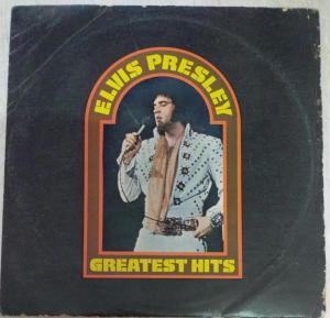 Elvis Presley Greatest Hits English LP Vinyl Record www.mossymat.com