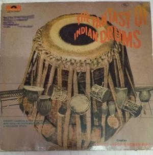 The Fantasy of Indian Drums LP Vinyl Record www.mossymart.com