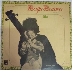 Baiju Bawara Hindi Film LP Vinyl Record by Naushad www.mossymart.com