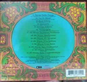 Kaaviyathalaivan Tamil Audio CD by A.R. Rahman - www.mossymart.com (2)
