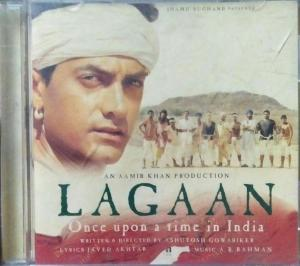 Lagaan Hindi FIlm Audio CD by A R Rahman www.mossymart.com