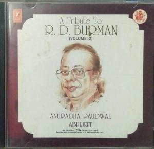 A Tribute to R D Burman Hindi Film Hits Audio CD www.mossymart.com