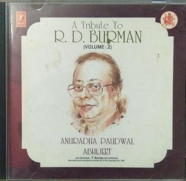 A Tribute to R D Burman Hindi Film Hits Audio CD www.mossymart.com