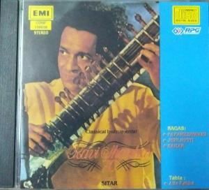 Classica Instrumental Sital Audio CD by Ravi Shankar www.mossymart.com