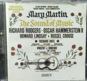 Mary Martin The Sound of Music English Audio CD www.mossymart.com