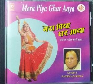 Mera Piya Ghar Aaya Hindi Film Audio CD by Nusrat Fateh Ali Khan www.mossymart.com