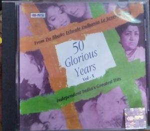 50 Glories Years Greatest Hindi Film Hits Audio CD www.mossymart.com 1