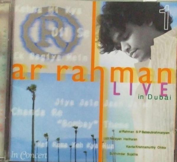 A R Rahman Live in Dubai Audio CD www.mossymart.com 1