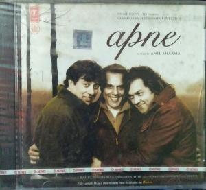 Apne Hindi FIlm Audio CD www.mossymart.com 1
