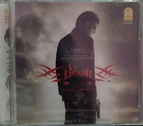 Billa - Tamil Audio CD by Yuvan Shankar Raja - www.mossymart.com