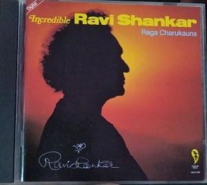 Incredible Ravishankar Raga Charukauns - Audio CD - www.mossymart.com