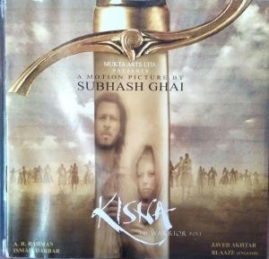 Kisna - Hindi Audio CD by A.R. Rahman - www.mossymart.com