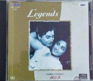 Legends MGR Starrer Tamil film Hits Audio CD www.mossymart.com 1