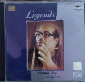 Legends Manna Day the Maestro Hindi Hits Audio CD www.mossymart.com 1