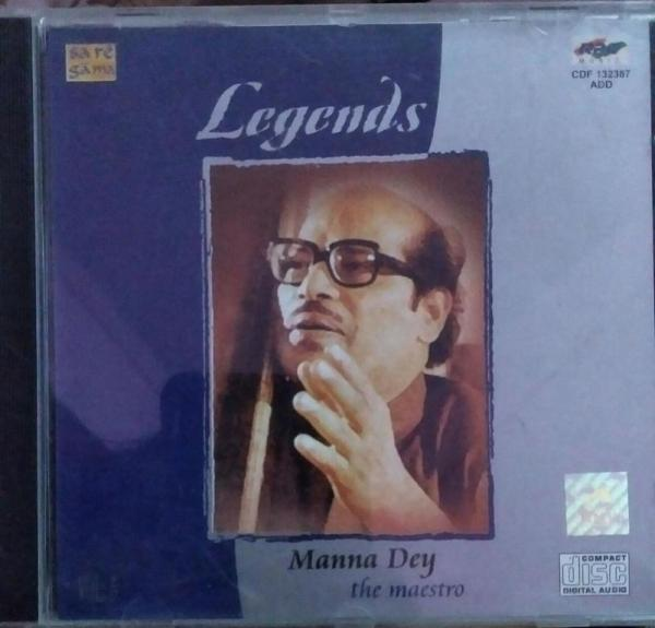 Legends Manna Day the Maestro Hindi Hits Audio CD www.mossymart.com 1
